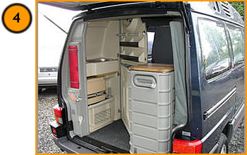 Westfalia, California, Joker, Marco Polo: vendita mini camper, nuovo ...